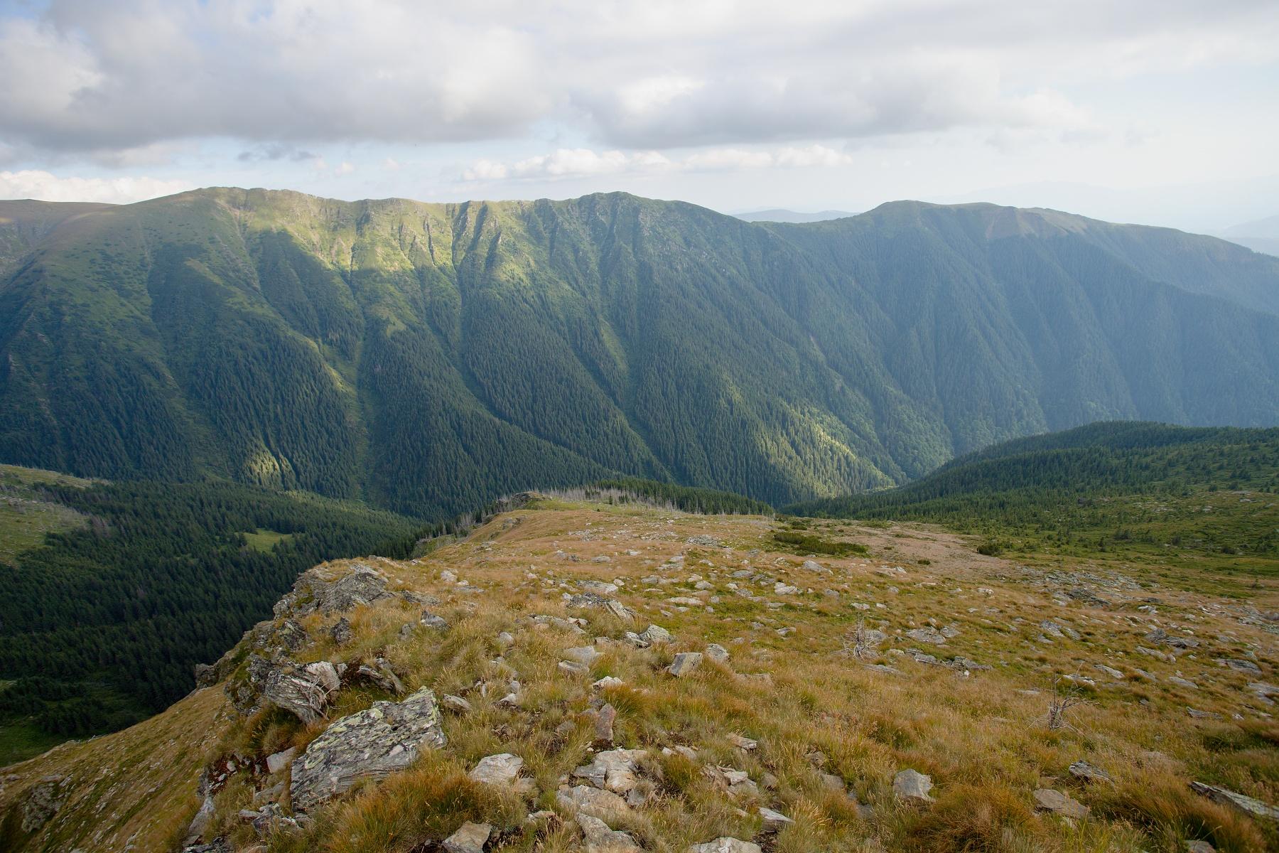 Boia Mică, Munții Făgăraș, Romania Canon EOS 6D mark II, Canon 17-40 mm, 17 mm, f8, 1/100, ISO 250, 10. august 2019